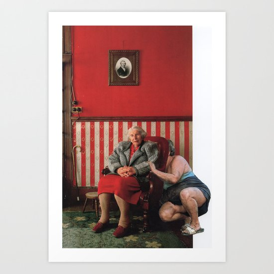 Hide And Seek Since 1943 Art Print