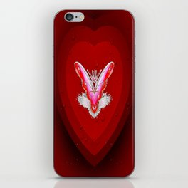 Love Zone iPhone Skin