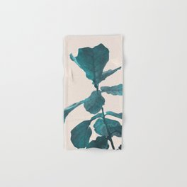 Young Plant Hand & Bath Towel