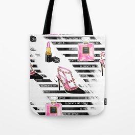 Perfume & Shoes #3 Tote Bag