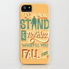 Make a stand iPhone Case
