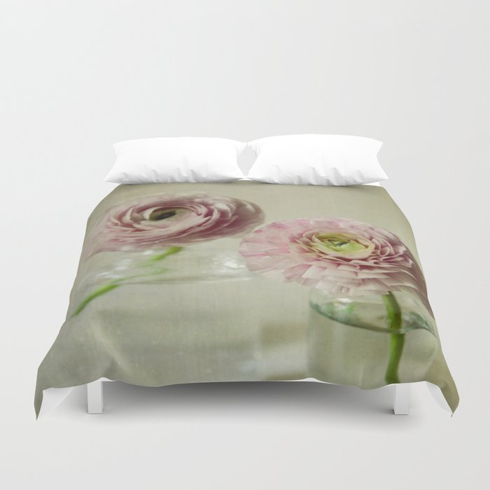 Spring Bloom Duvet Cover