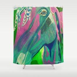 Anahata Shower Curtain
