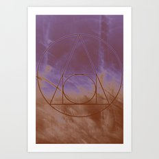 Alchemy No. 1 Art Print