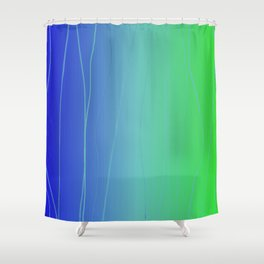State of Trance Shower Curtain