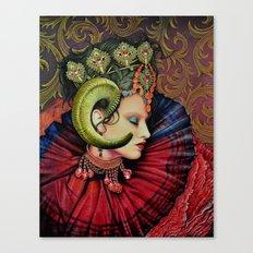 Potnia Theron /Artemis Canvas Print