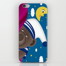 Good Night Mummy iPhone & iPod Skin