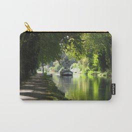 Canal de Garonne Carry-All Pouch