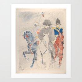Henri de Toulouse-Lautrec Napoleon Art Print