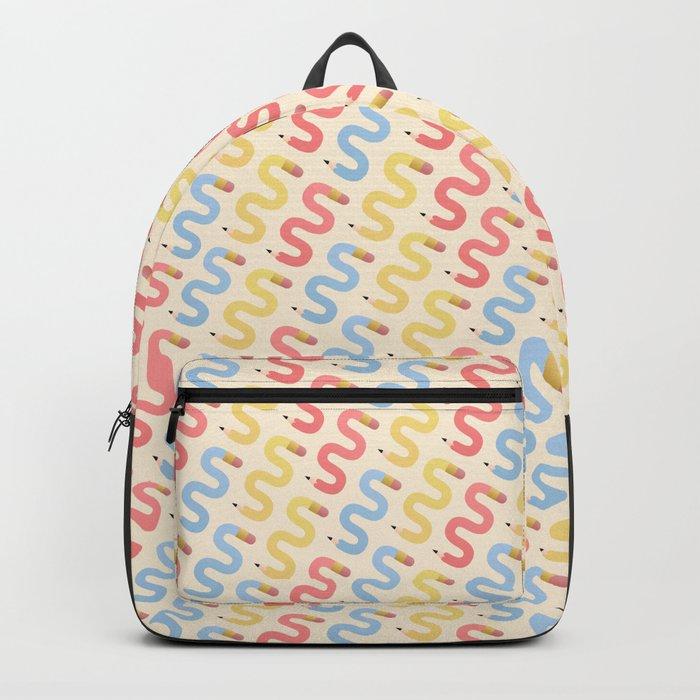 Procrastination  Backpack