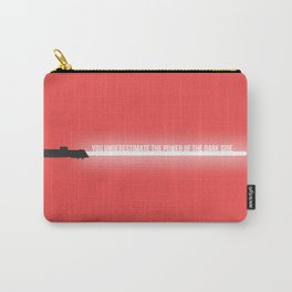 Quote from a Lightsaber - Darth Vader Carry-All Pouch