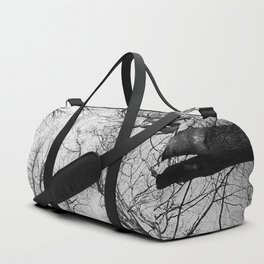 Routes To The Sky Duffle Bag