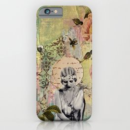 Waiting For Her Moment iPhone Case