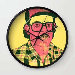Sausage Man Wall Clock