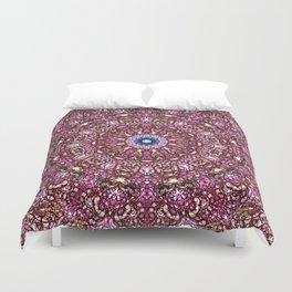 Floral Core Duvet Cover