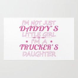 Trucker's Daughters Rug