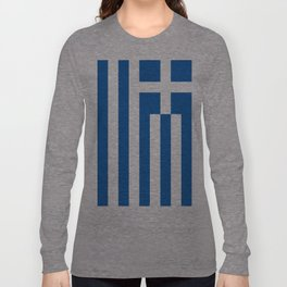 Flag of Greece Long Sleeve T-shirt