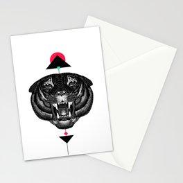 Roar My *--Tiger--* Stationery Cards