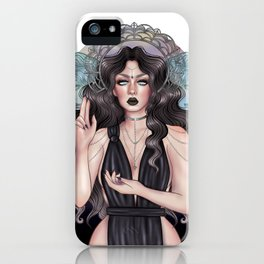 Hecate Greek Goddess iPhone Case