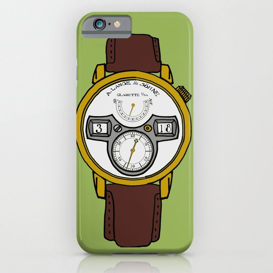 A. Lange iPhone & iPod Case