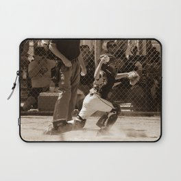 Hold Him Off Laptop Sleeve