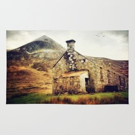 Bothy in the Highlands Rug