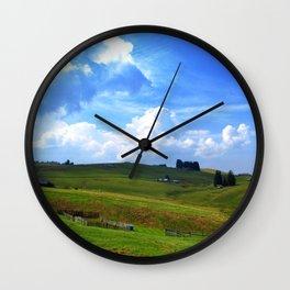 Peaceful moments Wall Clock