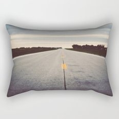 road view Rectangular Pillow