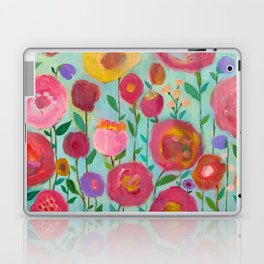 Dream Garden Laptop & iPad Skin
