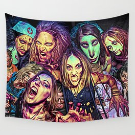 Spooky Halloween I Wall Tapestry
