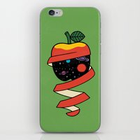 physics iPhone & iPod Skins featuring Physics by Studio-Takeuma