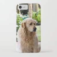 lucas david iPhone & iPod Cases featuring Lucas by Rafael Andres Badell Grau
