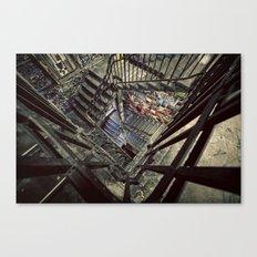 Tacheles Canvas Print