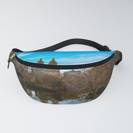 central park view Fanny Pack