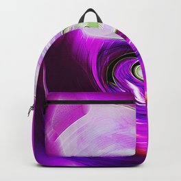 """New Wormhole"" Print Backpack"