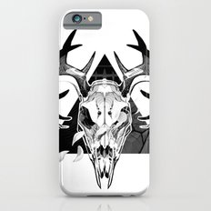 Deer Skull Slim Case iPhone 6s