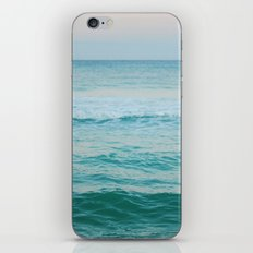only the ocean iPhone Skin