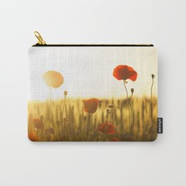 Sunset tulipe Carry-All Pouch