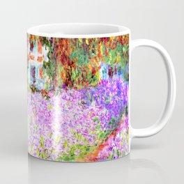 Monets Garden In Giverny Coffee Mug
