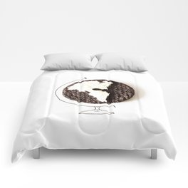 Oreo world Comforters
