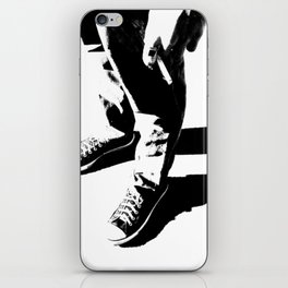 Indie Rock iPhone Skin