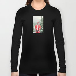 Merry Christmas, Colonel Sanders Long Sleeve T-shirt