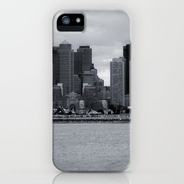 City and Airfield iPhone Case