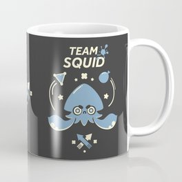 Splatoon: Team Squid Coffee Mug
