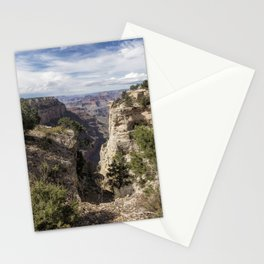 A Vertical View - Grand Canyon Stationery Cards