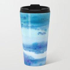 Nothing but Blue Skies Metal Travel Mug