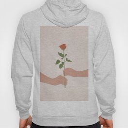 A Rose for You Hoody