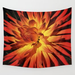 Afire Wall Tapestry