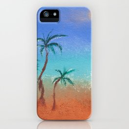 Ted's Beach, #1 iPhone Case