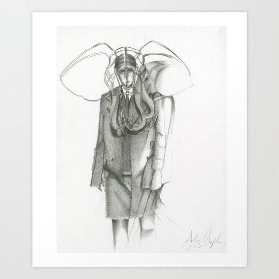 Thom Browne Art Print